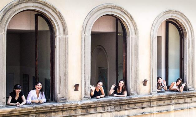 Ecoles De Langue Italienne En Italie Florence Ecole Michelangelo